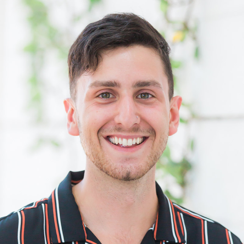 Jake Hanson – Lead Event Manager
